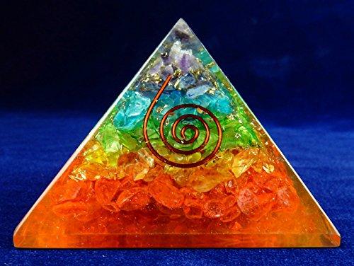 Orgone Charged Pyramid Grounding Bracelet