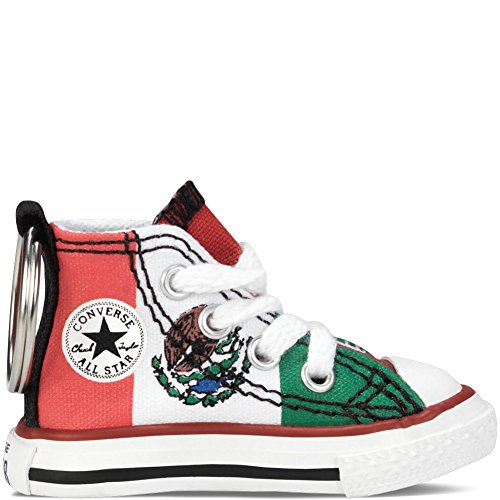 All Star Key Tag - Converse (Mexico-White Green)
