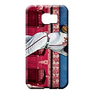 samsung galaxy S7 edge case Back Cases Covers For phone mobile phone carrying shells player action shots