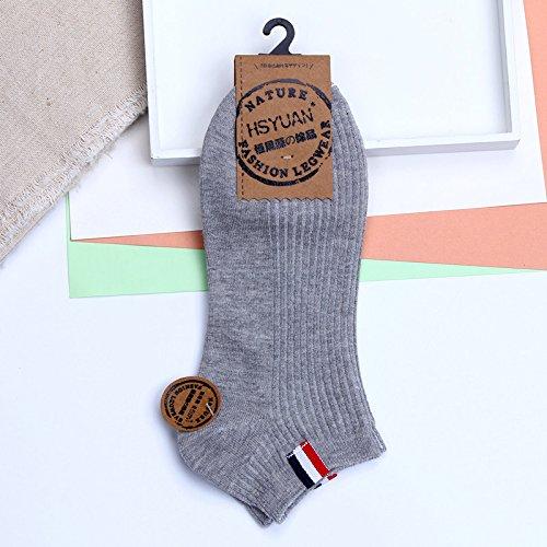 7443641846fa0 10 coton la produit couleur hommeshommesrespirant paires simple Hommespure  Excellent standard Chaussette sueur LqSzVGUMp