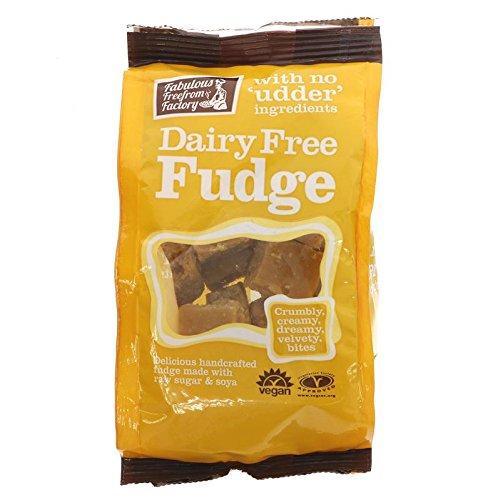 Dairy Free Fudge  Vanilla Flavour  200g
