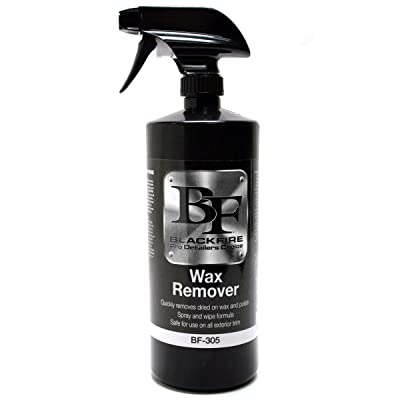 Blackfire Pro Detailers Choice BF-305 Wax Remover, 32 oz.: Automotive