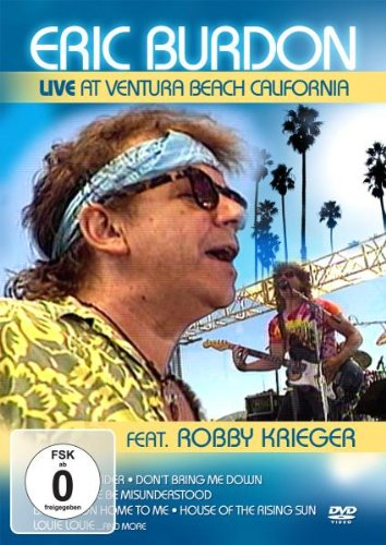Eric Burdon - Live At Ventura Beach California - Zortam Music