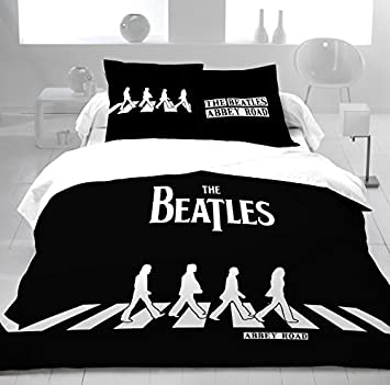 bettw sche beatles my blog. Black Bedroom Furniture Sets. Home Design Ideas