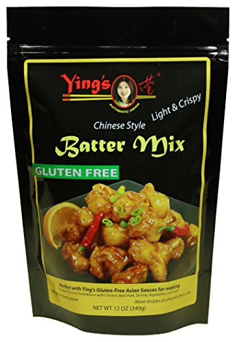 Ying's Light and Crispy Gluten-Free Batter Mix