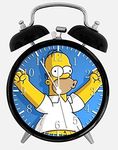 Simpsons Alarm Desk Clock 3.75