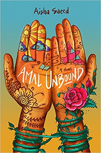 Cover art for the book entitled Amal Unbound