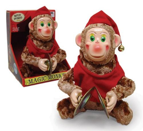 Westminster Toys Magic Toy Monkey]()