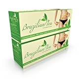 Lose Belly Fat Slimming Tea! Best Weight Loss Tea, Detox Tea, Herbal Slimming Tea, Body Cleanse, Teatox, Fat Burner & Appetite Suppressant, All The Best Fat Burners with Green, Oolong, Pu'erh Tea Review