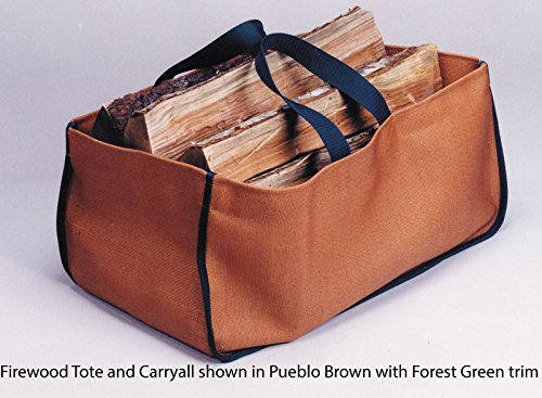 American-made Firewood Tote and Carrier (large size 22