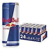 Red Bull Energy Drink 8.4 Oz  24 Pack