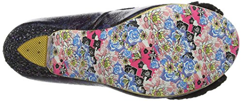 Irregular Choice Damen Ban Joe Pumps Schwarz (Black Multi)