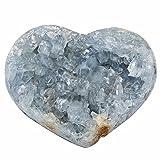 rockcloud Natural Raw Blue Celestite Mineral