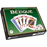 Piatnik Playing Card Game Bezique by Gibsons Games