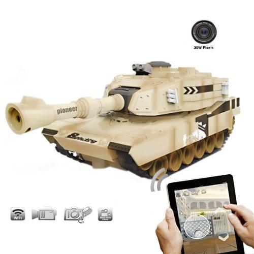 Big Bargain Jinxingda JXD JD805 WIFI RC Tank With Camera ...