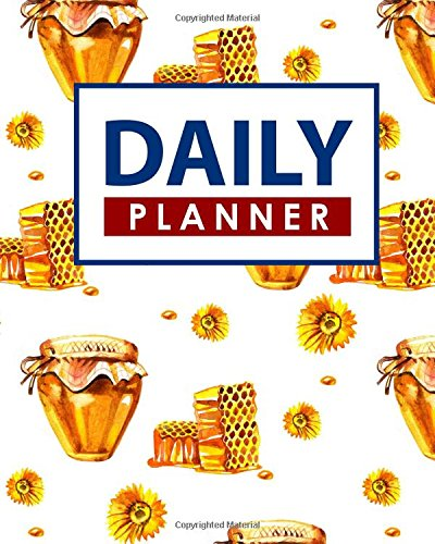 Download Daily Planner: Daily Planner And Notebook, Desk Planner, Daily Schedule Note Pad, Planner Templates (Volume 10) PDF
