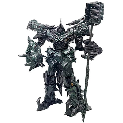 BMB Transformer Ancient Lord Grimlock Robot LS05 Diecast Oversized 38cm Action Figure KO Toys Gifts( with Original Box)-