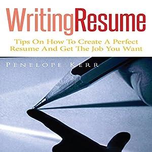 Writing Resume Audiobook