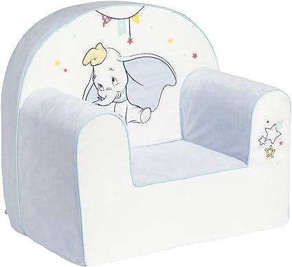 Petit fauteuil enfant droit déhoussable Disney Classic Dumbo Babycalin DIS550907