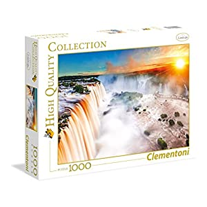 Clementoni 39385 High Quality Collection Puzzle Waterfall 1000 Pezzi