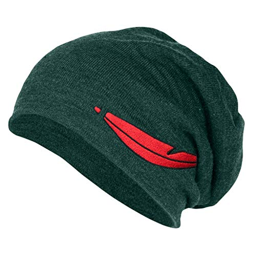Whosits & Whatsits Green Neverland Beanie