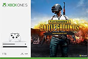 Consola Xbox One S, 1 TB, con Juego PlayerUnknown's Battlegrounds - Bundle Edition