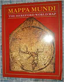 Amazon.com: Mappa Mundi: The Hereford World Map
