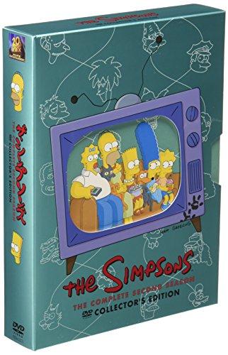 ザ・シンプソンズ シーズン2 DVDコレクターズBOX
