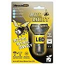 Miracle LED 605023 Bug Lite Bulb, Yellow