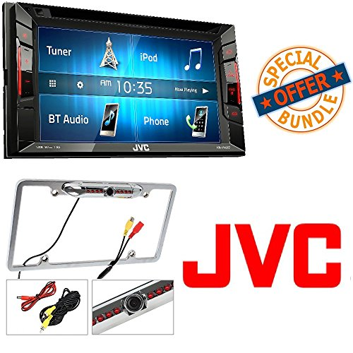 JVC KW-V140BT Replaces JVC KW-V130BT Double Din BT in-Dash D