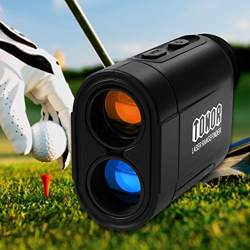 TONOR 980 Yards Laser Golf Range Finder for Hunting Fishi...