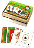 Vintage Austrian Tudor Rose playing cards made by Piatnik - 2 decks