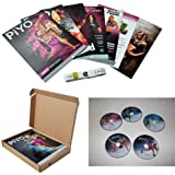 BB PiYo Base Kit 5 DVDs Workout with Exercise Videos + Fitness Tools and Nutrition Guide