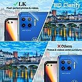 6 Pack LK 3 Pack Screen Protector + 3 Pack Camera