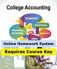 CengageNOW for Nobles/Scott/McQuaig/Bille's College Accounting, Chapters 1-24, 11th Edition