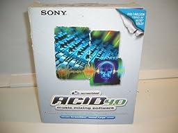 Sony Screenblast Acid 4.0