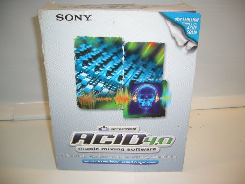 Sony Screenblast Acid 4.0
