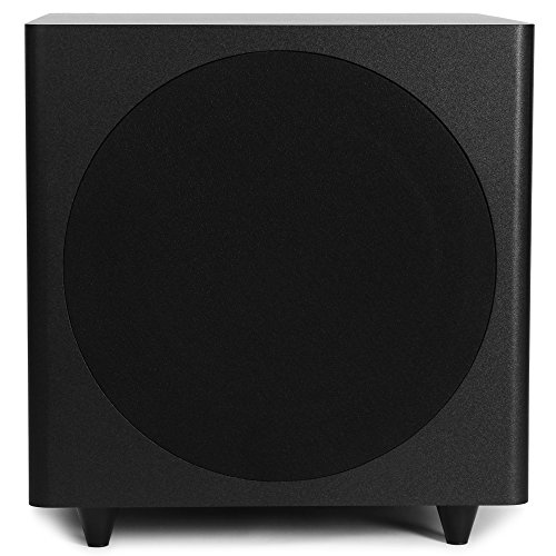 Micca 12-Inch Powered Subwoofer for Home Theater or Music (MS12)