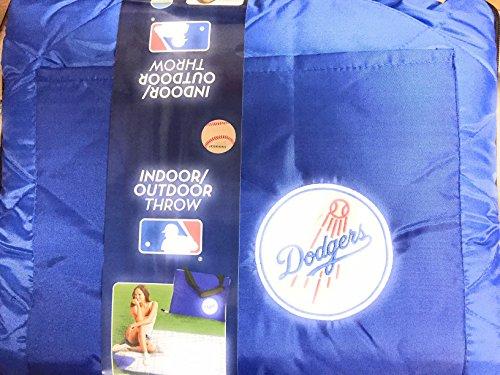 y Los Angeles Dodgers MLB Indoor/Outdoor Throw Blanket ()