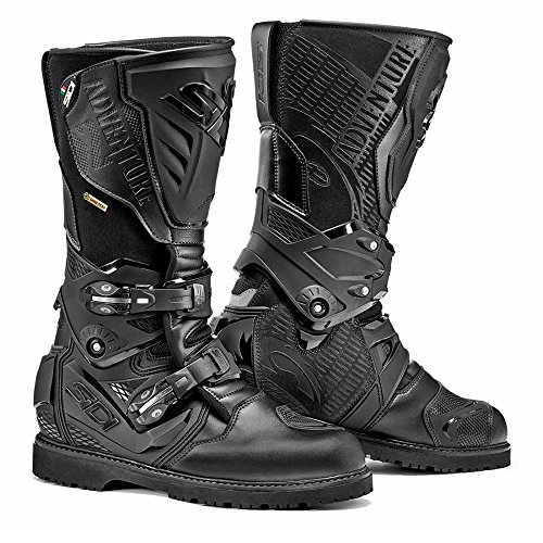 Sidi Adventure 2 Gore-Tex Boots (12.5/47, Black)