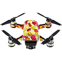 Skin For DJI Spark Mini – Gummy Bears | MightySkins Protective, Durable, and Unique Vinyl Decal wrap cover | Easy To Apply, Remove, and Change Styles | Made in the USA