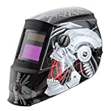 Best Welding Helmet With AntFis - Antra AH6-260-6320 Solar Power Auto Darkening Welding Helmet Review