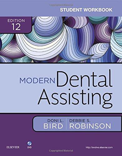 Modern Dental Assist. Std.Wkbk.W/Dvd