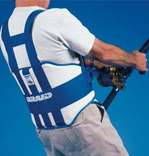 Braid Harness - Braid Products Power Play Harness (Fits 26-56 Inch)