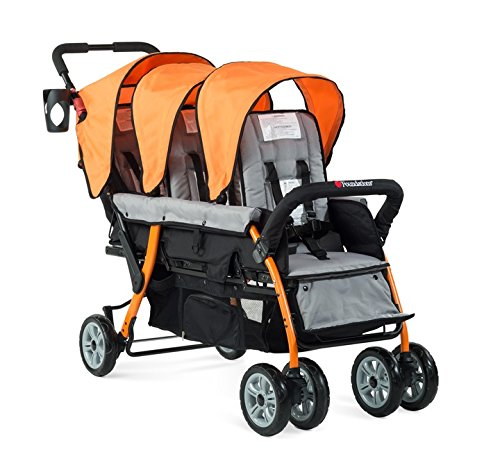 Foundations Trio Sport Tandem Stroller by Foundations (Image #1)