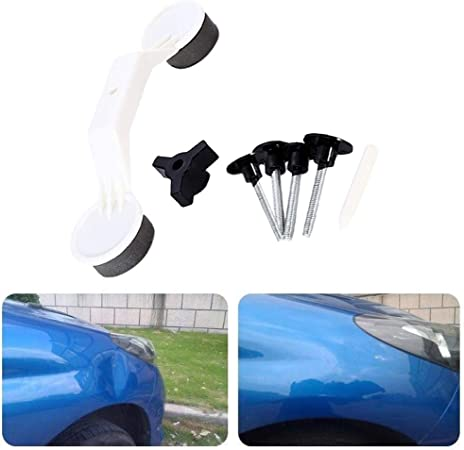 Car Dent Puller Repair Fix Removal Tool Bridge Puller Suction Device Tool Set