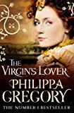 The Virgin's Lover by Philippa Gregory front cover