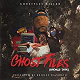 51RswnA732L. SL160  - Ghostface Killah - Ghost Files (Album Review)