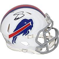 $119 » Stefon Diggs Autographed/Signed Buffalo Bills Speed Mini Helmet BAS