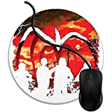Mouse Pad Gaming Stranger Things, Premium-Textured Surface, Non-Slip Rubber Base, Laser & Optical Mouse Compatible, Mouse mat 1J2715